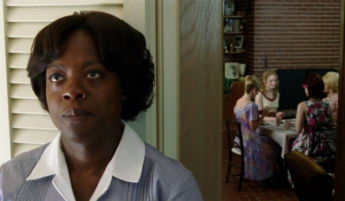 Viola Davis (Aibileen Clark)