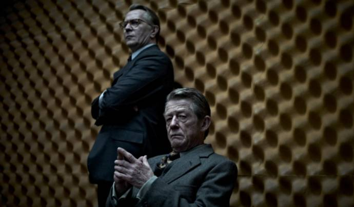 Gary Oldman (George Smiley)