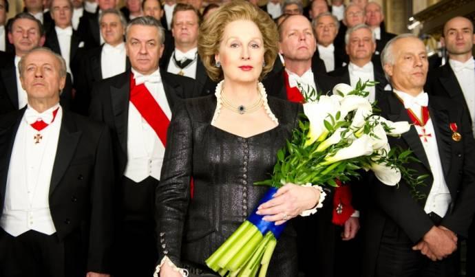Meryl Streep (Margaret Thatcher)