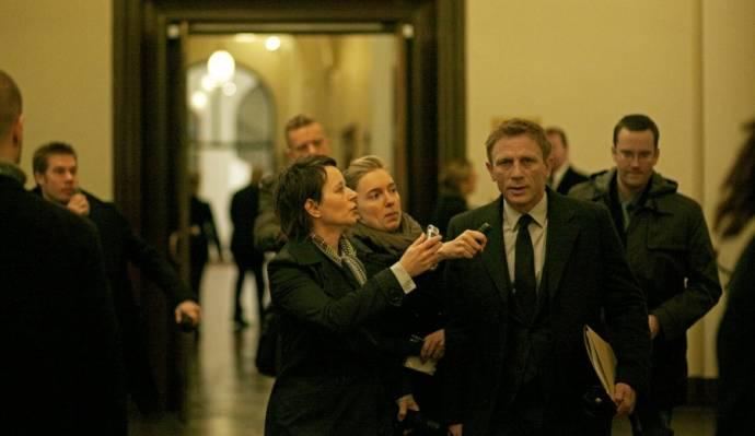 Daniel Craig (Mikael Blomkvist)