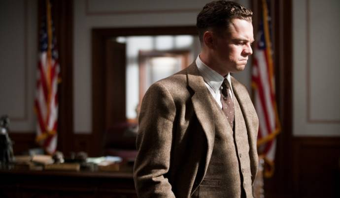 Leonardo DiCaprio (J. Edgar Hoover)