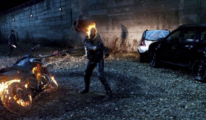 Nicolas Cage (Johnny Blaze / Ghost Rider)
