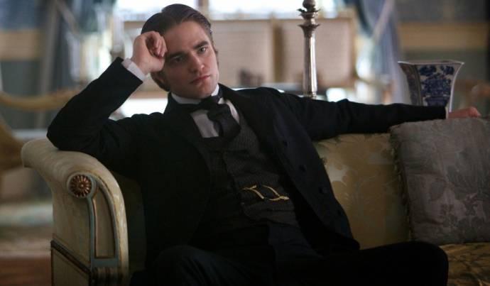 Robert Pattinson (Georges Duroy)