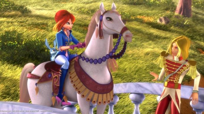 Winx Club 3D: Magic Adventure filmstill