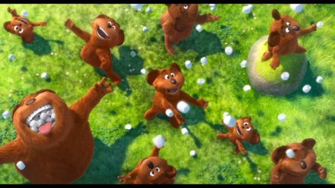 Dr. Seuss' De Lorax en het Verdwenen Bos 3D (NL) filmstill