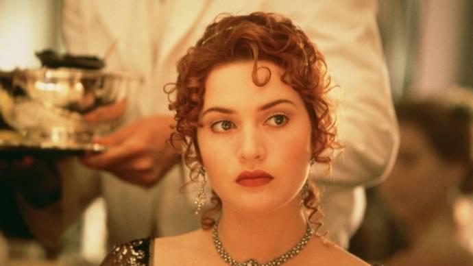 Kate Winslet (Rose DeWitt Bukater)