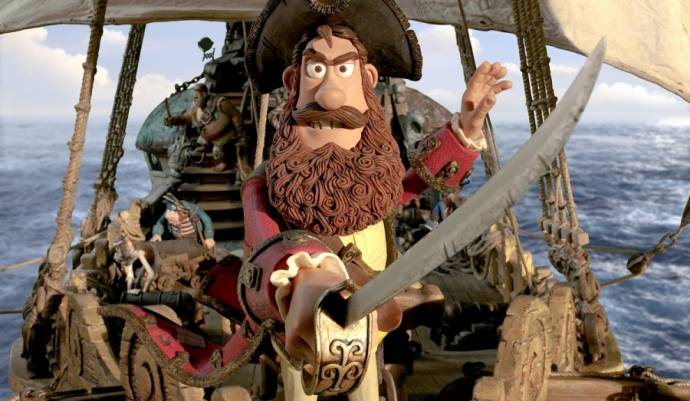 The Pirates! Band of Misfits filmstill