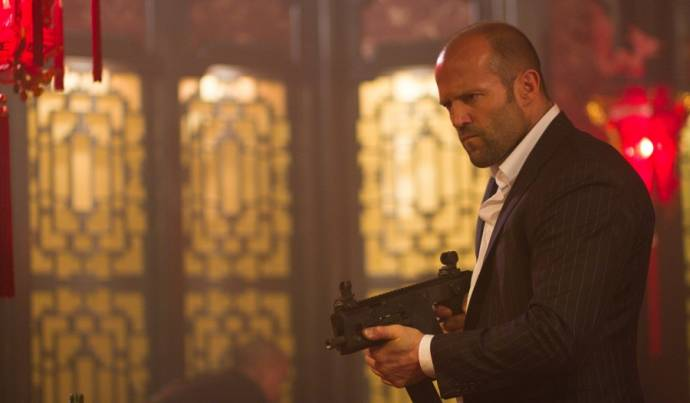 Jason Statham (Luke Wright)