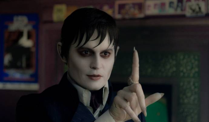 Johnny Depp (Barnabas Collins)