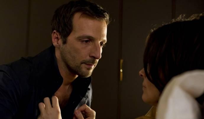 Mathieu Kassovitz (Paul Speranski) en Juliette Binoche (Marie Speranski)