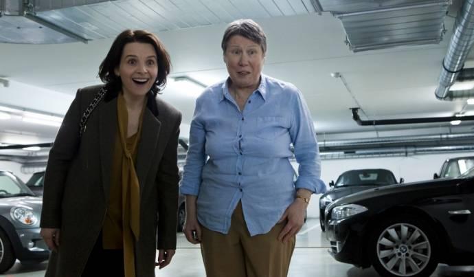 Juliette Binoche (Marie Speranski) en Sylvie Herbert (Rita)