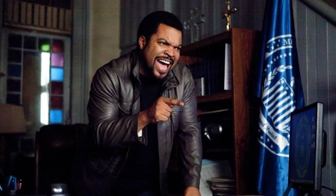 Ice Cube (Capt. Dickson)