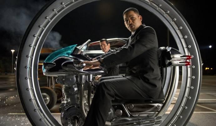 Will Smith (Agent J)