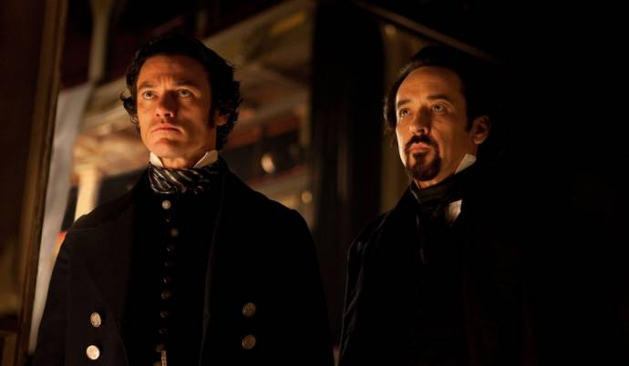 John Cusack (Edgar Allan Poe)