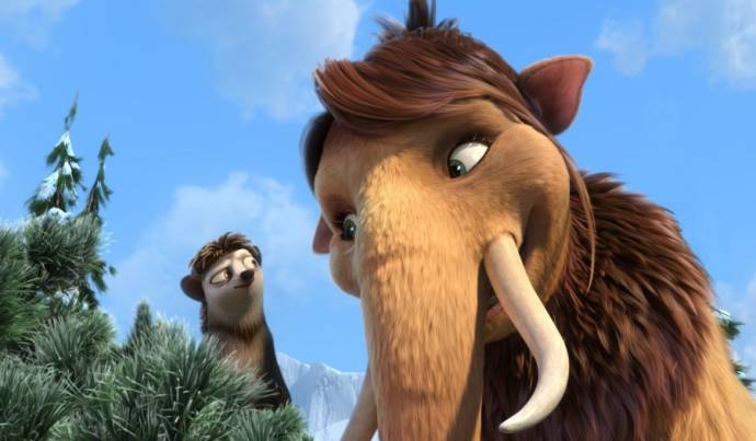 Ice Age: Continental Drift 3D filmstill
