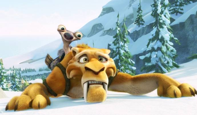 Ice Age: Continental Drift (NL) filmstill
