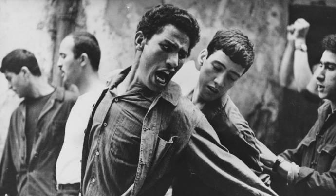 The Battle of Algiers filmstill