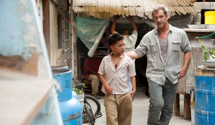 Mel Gibson (Driver)