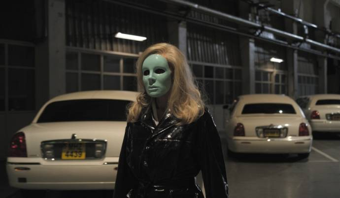 Holy Motors filmstill