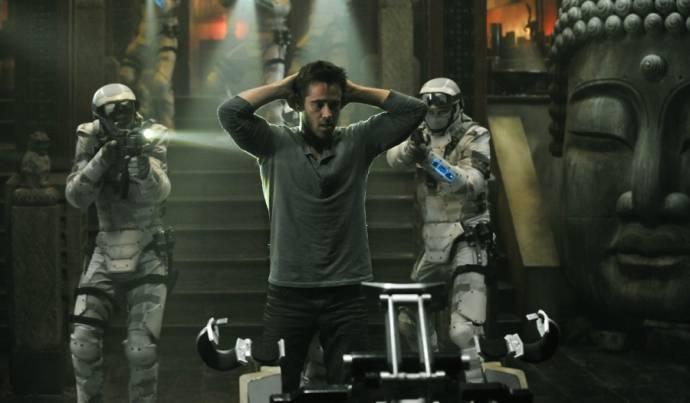 Colin Farrell (Douglas Quaid / Hauser)