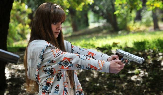 Tara Lynne Barr (Roxy)