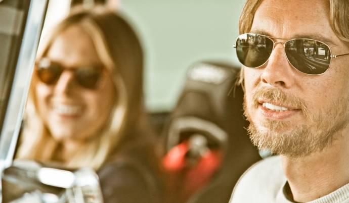 Kristen Bell en Dax Shepard (Charlie Bronson)