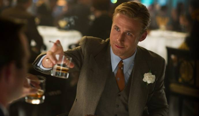 Ryan Gosling (Sgt. Jerry Wooters)