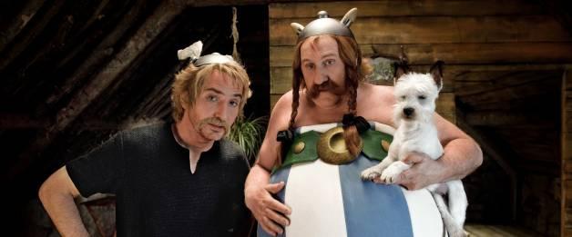 Asterix & Obelix bij de Britten (NL)