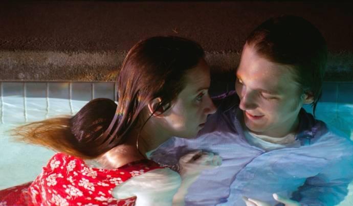 Zoe Kazan (Ruby Sparks) en Paul Dano (Calvin)
