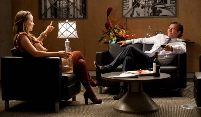 Olivia Wilde en Dennis Quaid (Clay Hammond)