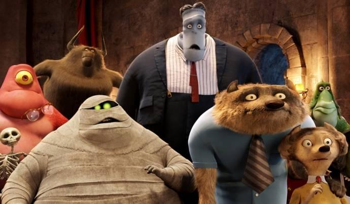 Hotel Transylvanië: Hotel Vol Monsters 3D (NL) filmstill
