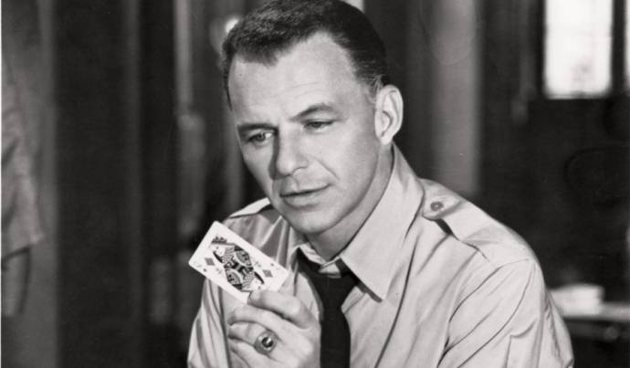 Frank Sinatra (Capt./Maj. Bennett Marco)