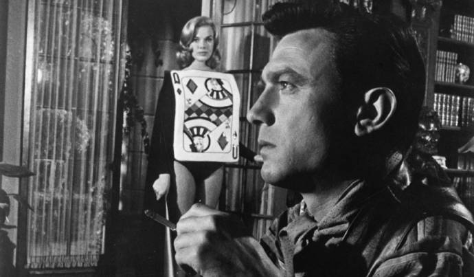 The Manchurian Candidate (1962) filmstill