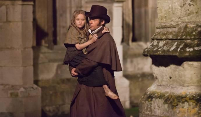 Hugh Jackman (Jean Valjean)