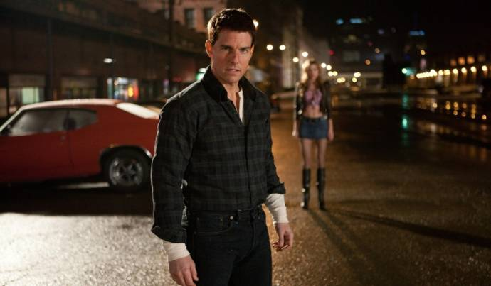 Tom Cruise (Jack Reacher) in Jack Reacher