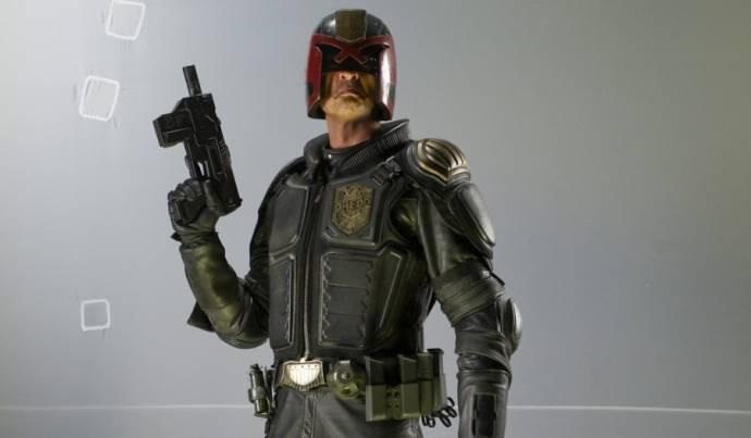Karl Urban (Judge Dredd)