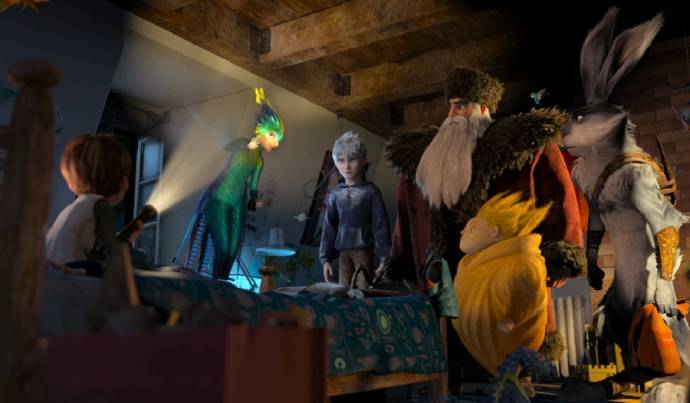 Rise of the Guardians filmstill