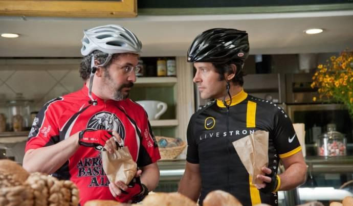 Robert Smigel en Paul Rudd (Pete)