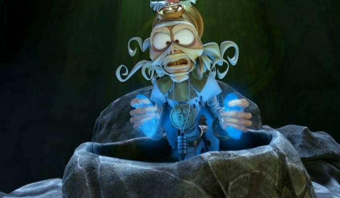 Ted en de Schat van de Mummie 3D (NL) filmstill
