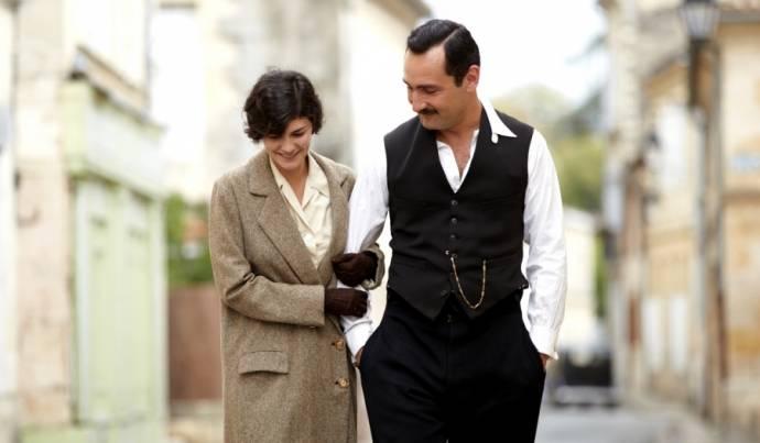 Audrey Tautou (Thérèse Desqueyroux) en Gilles Lellouche (Bernard Desqueyroux)