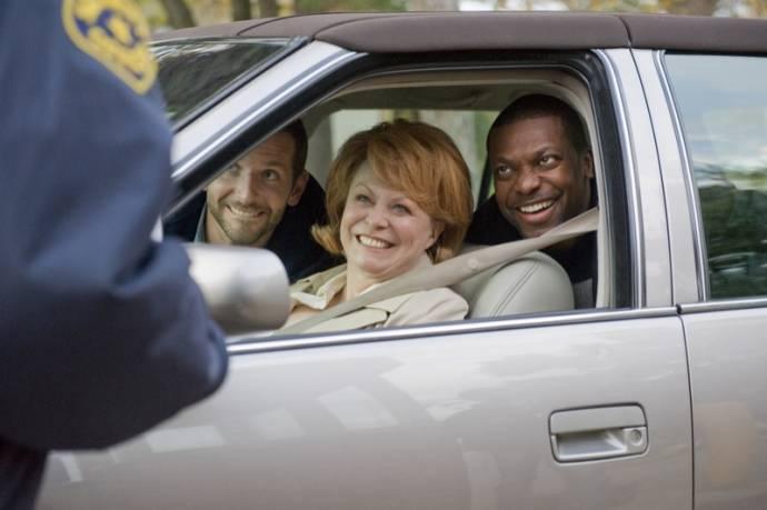 Bradley Cooper (Pat), Jacki Weaver (Dolores) en Chris Tucker (Danny)