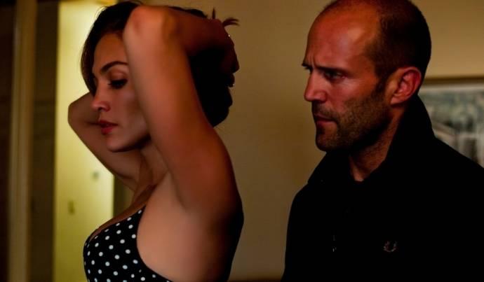 Jennifer Lopez (Leslie) en Jason Statham (Parker)