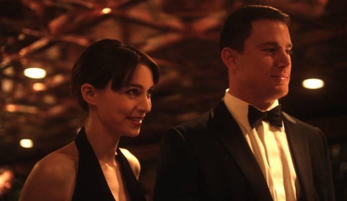 Rooney Mara (Emily Taylor) en Channing Tatum (Martin Taylor)
