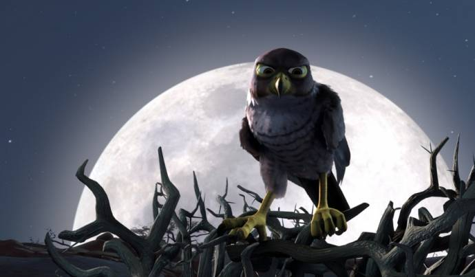 Zambezia: De verborgen vogelstad (NL) filmstill