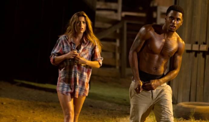 Tania Raymonde (Nikki) en Trey Songz (Ryan)