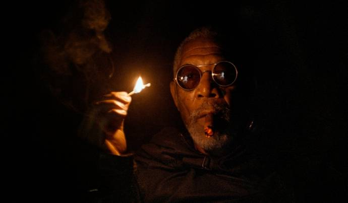 Morgan Freeman (Malcolm Beech)