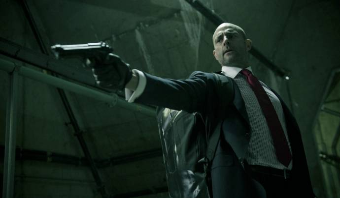 Mark Strong (Jacob Sternwood)