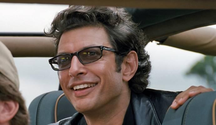 Jeff Goldblum (Dr. Ian Malcolm)