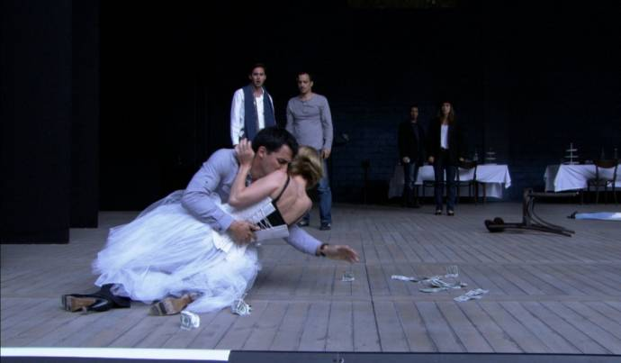 Becoming Traviata filmstill
