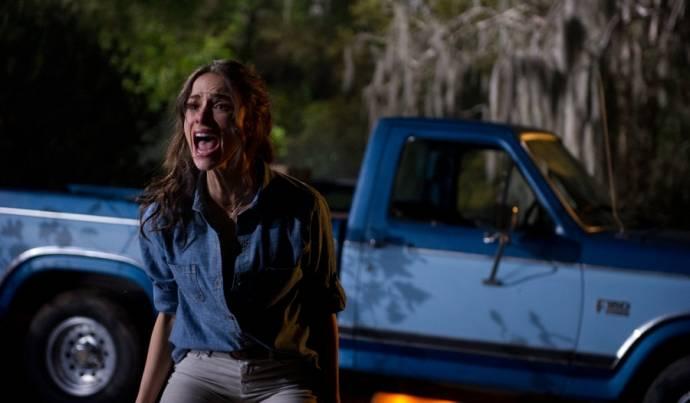 Abigail Spencer (Lisa Wyrick)